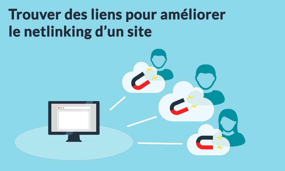 améliorer le netlinking d'un site web