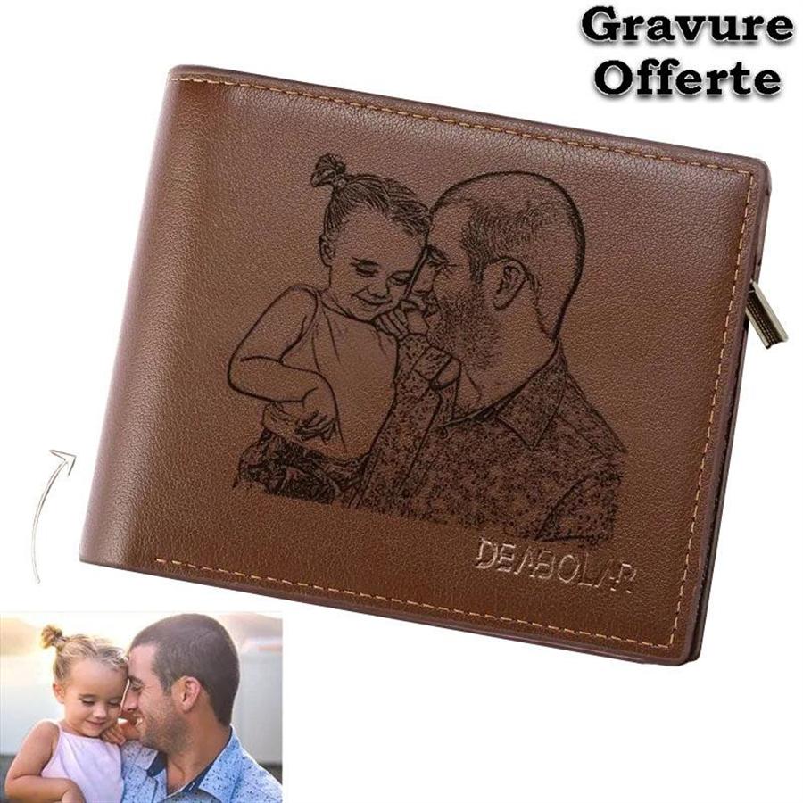 À quelles occasions offrir un portefeuille personnalisé ?